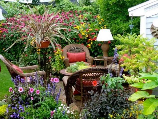Превращаем загородный участок в ботанический сад