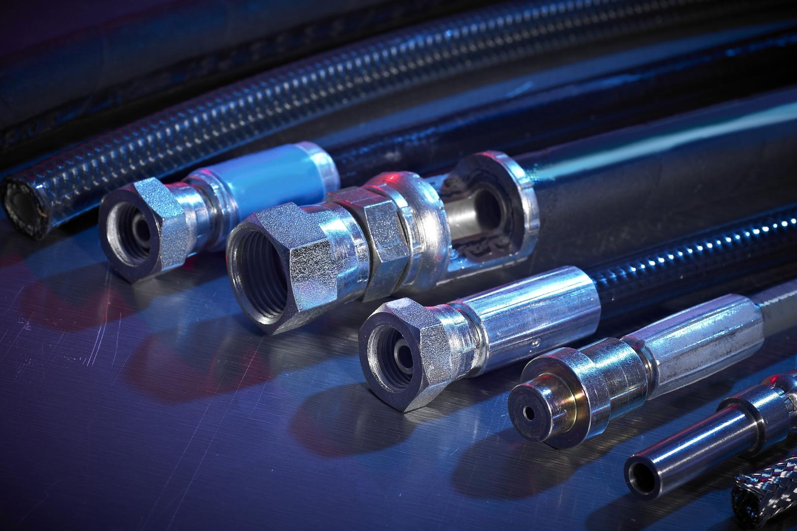 Производство гидравлических металлометаллорукавов высокого давления