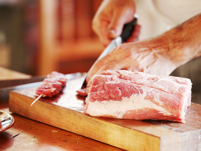 Правила выбора качественной свинины